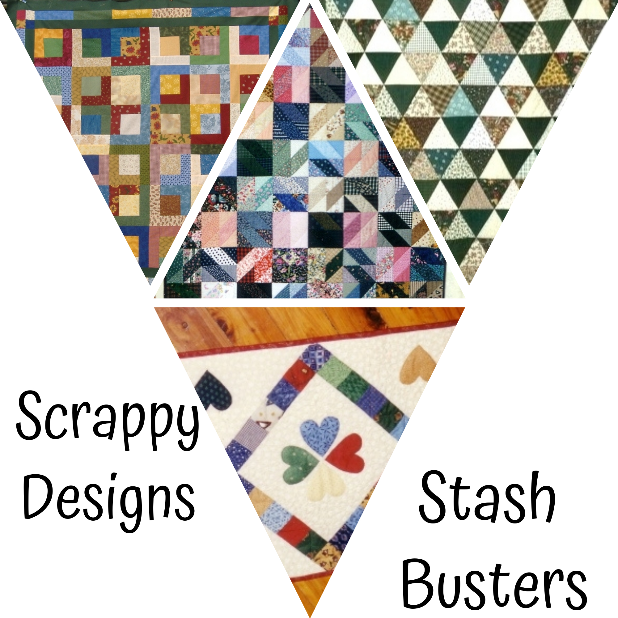Scrappy Designs and Stash Busters